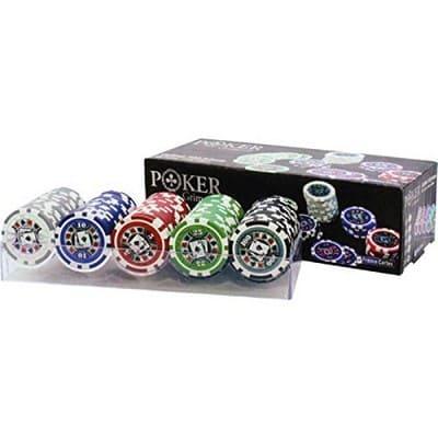 100 jetons poker