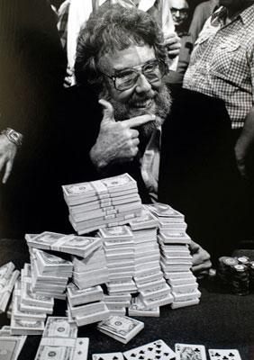 Jack Straus WSOP 1982