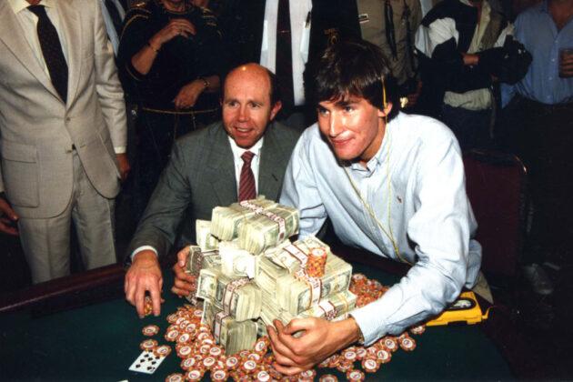 Phil Hellmuth WSOP 1989