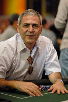 Mansour Matloubi WSOP 1990