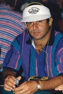 Hamid Dastmalchi WSOP 1992