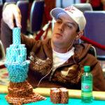 Carlos Mortensen WSOP 2001
