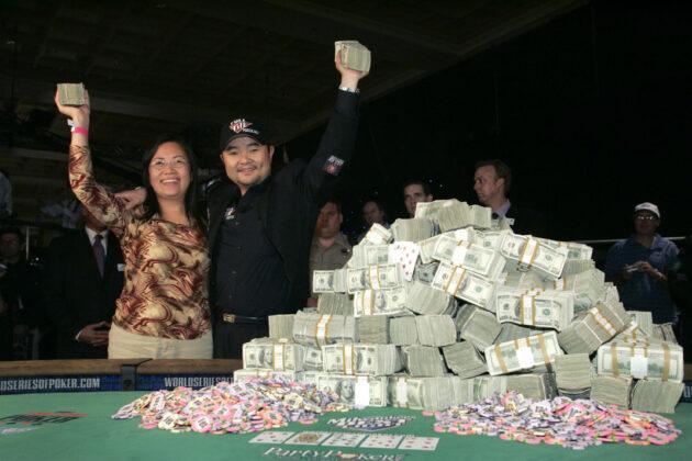 Jerry Yang WSOP 2007