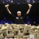 Peter Eastgate WSOP 2008