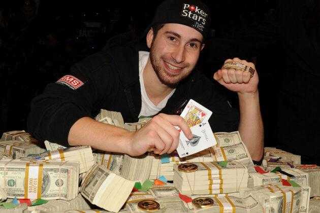 Jonathan Duhamel WSOP 2010