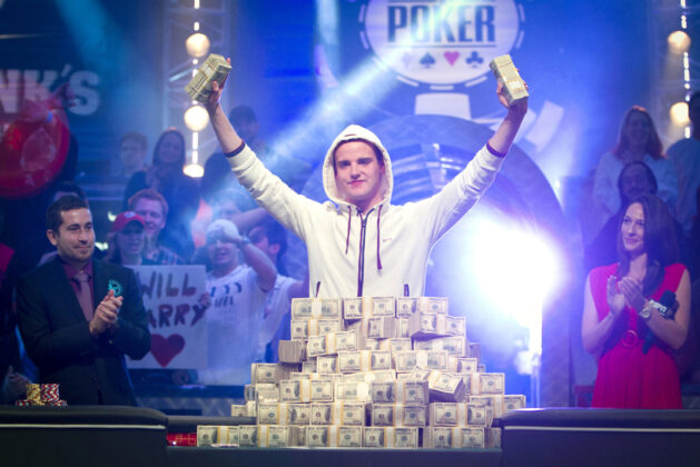 Pius Heinz WSOP 2011