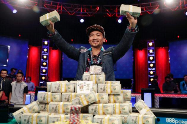 Qui Nguyen WSOP 2016