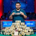 Scott Blumstein WSOP 2017