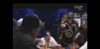 video clash joueurs poker