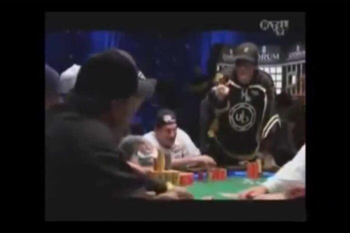 video clash joueurs poker