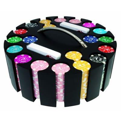 500 jetons poker
