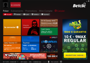 betclic poker test