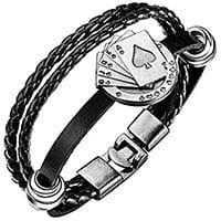 bracelet poker homme