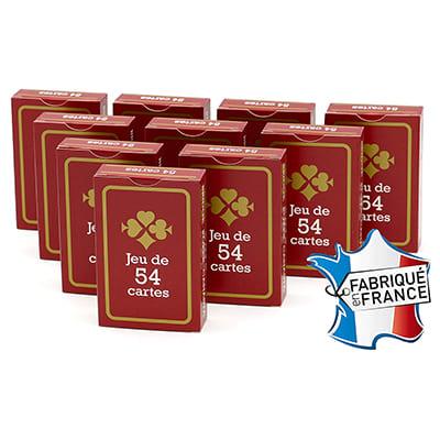 cartes poker carton ducale