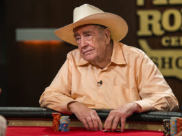 hall of fame poker doyle brunson