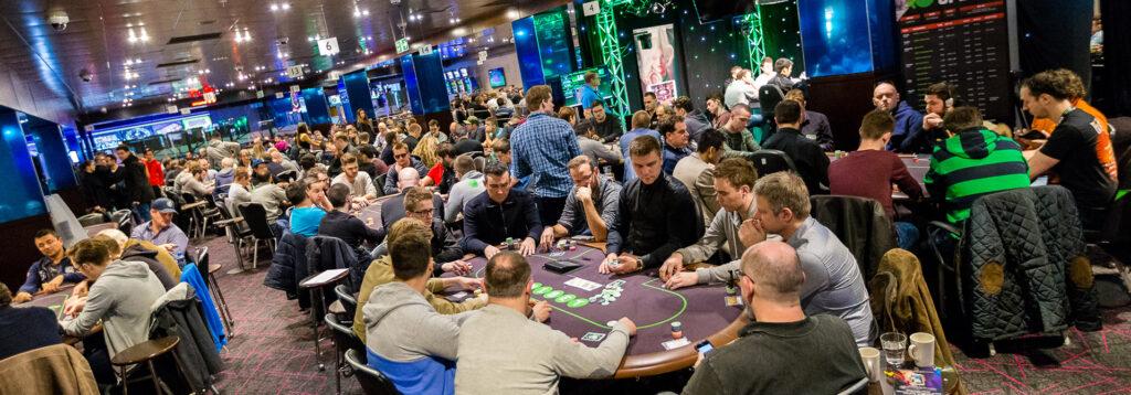 histoire poker