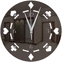 horloge poker