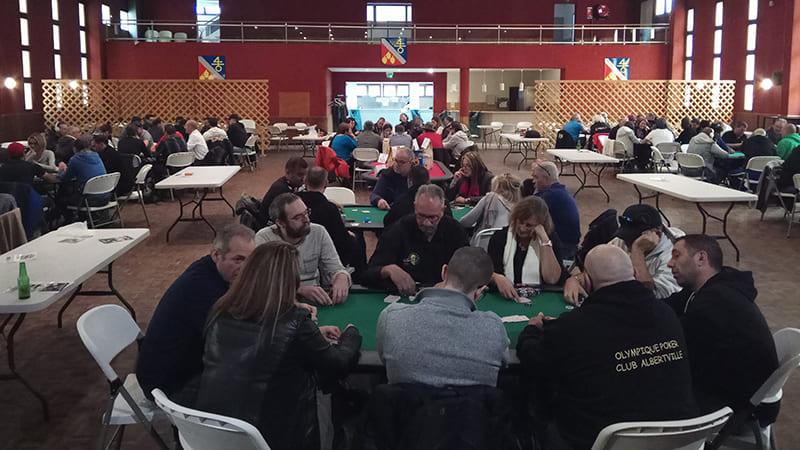 mont blanc savoie tournoi poker