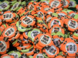 jetons poker chips clay