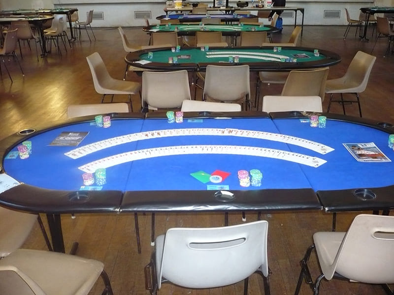 club poker canteleu normandie