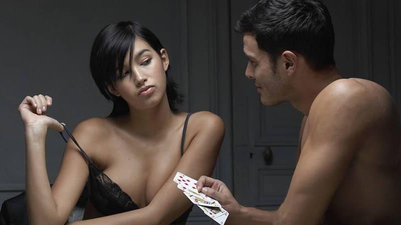 règles du strip poker