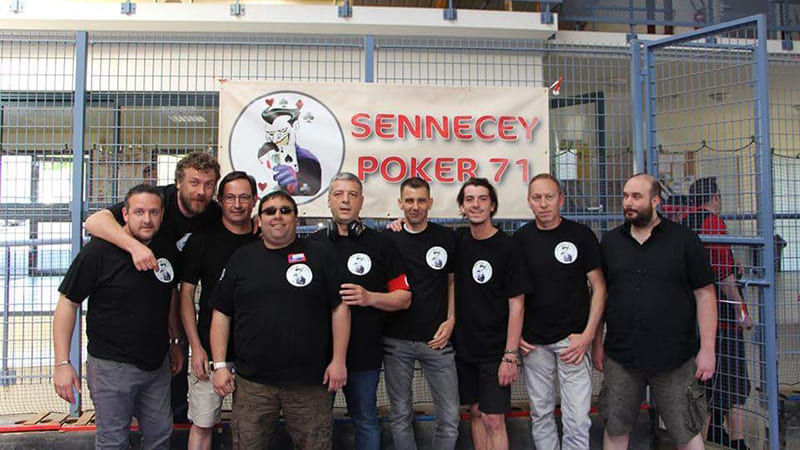 association sennecey poker club