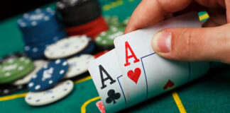 strategie poker main depart
