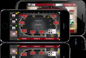 test winamax poker mobile