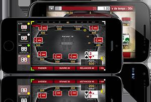 winamax poker mobile smartphone tablette